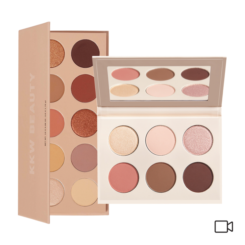 kkw beauty palettes