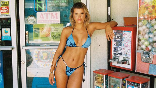 Sofia Richie for Frankies Bikinis