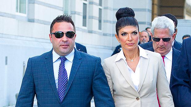 Joe and Teresa Giudice