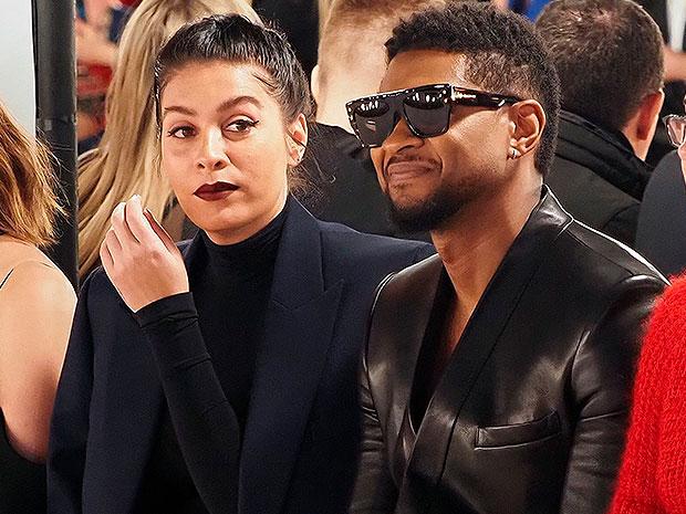 Usher, Jenn Goicoechea