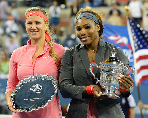 Victoria Azarenka, Serena Williams