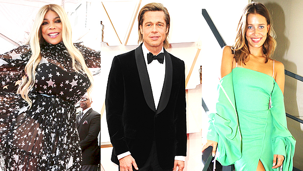 Wendy Williams, Brad Pitt & Nicole Poturalski