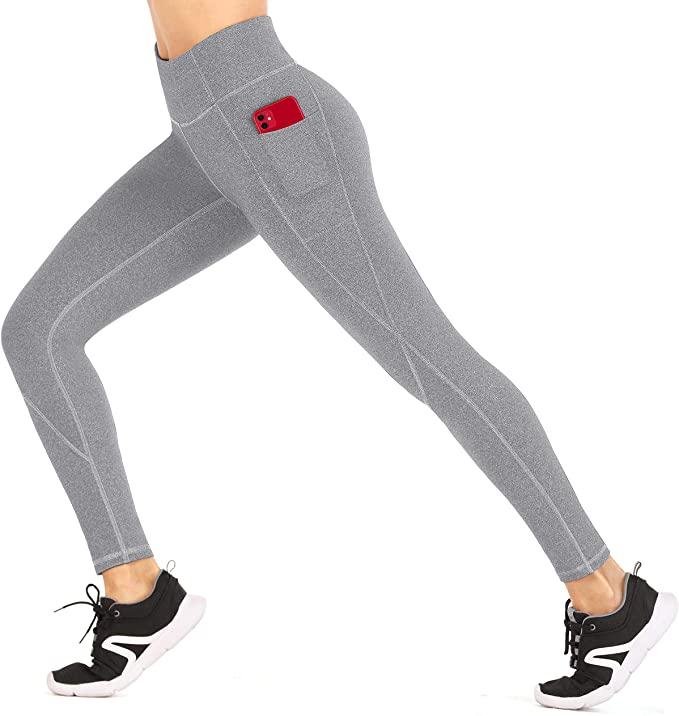 light gray leggings