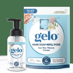 hand soap kit gelo