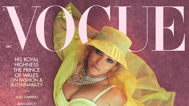 Beyoncé, 39, Slays In Sexy Sheer Bodysuit & More Stunning Looks For British Vogue Cover — Pics