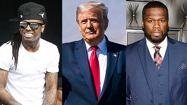 Lil Wayne Gets Torched By Former Trump Supporter 50 Cent After Endorsing Donald: 'Oh No'