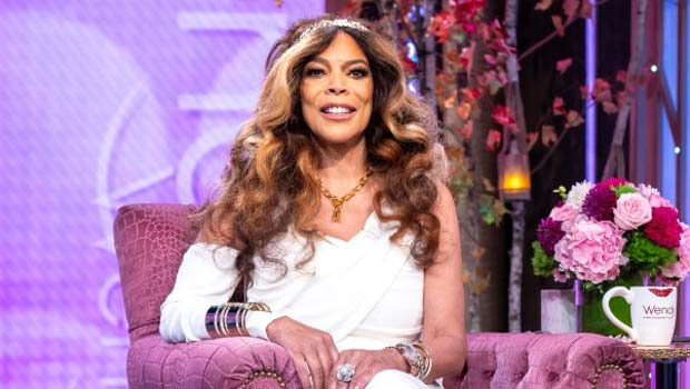 Wendy Williams Slays In Sexy Toga Ensemble For Halloween 2020