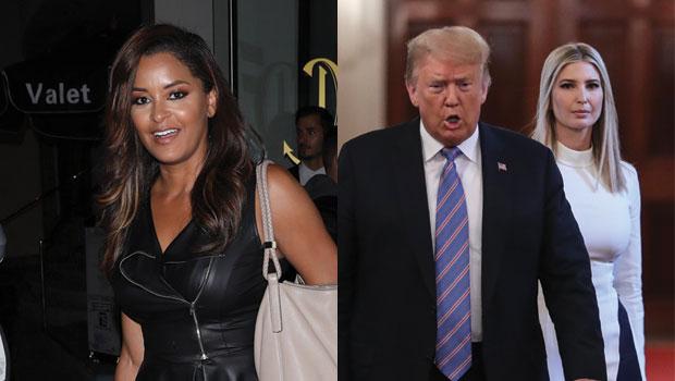 Donald Trump, Claudia Jordan