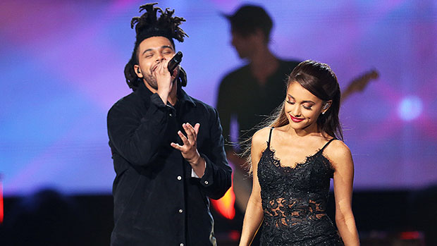 Ariana Grande & The Weeknd's New Love Song 'Off The Table' Will Give You Chills