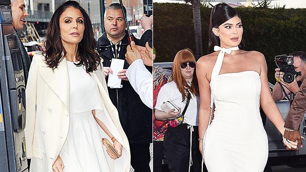 Bethenny Frankel & Kylie Jenner