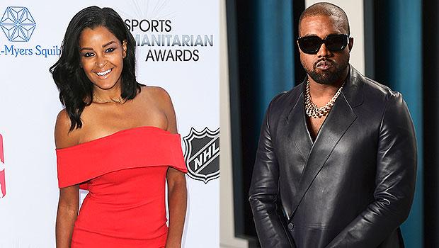 Claudia Jordan, Kanye West