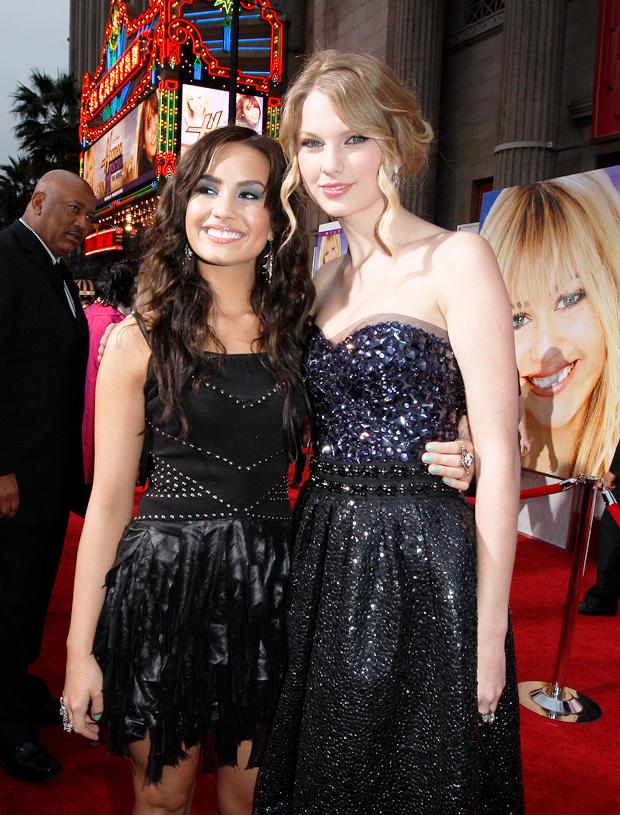 Demi Lovato Taylor Swift