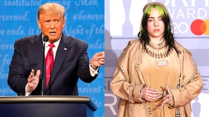 Donald Trump's Administration Attacks Billie Eilish In Newly Leaked Docs: She's 'Destroying Our Country'