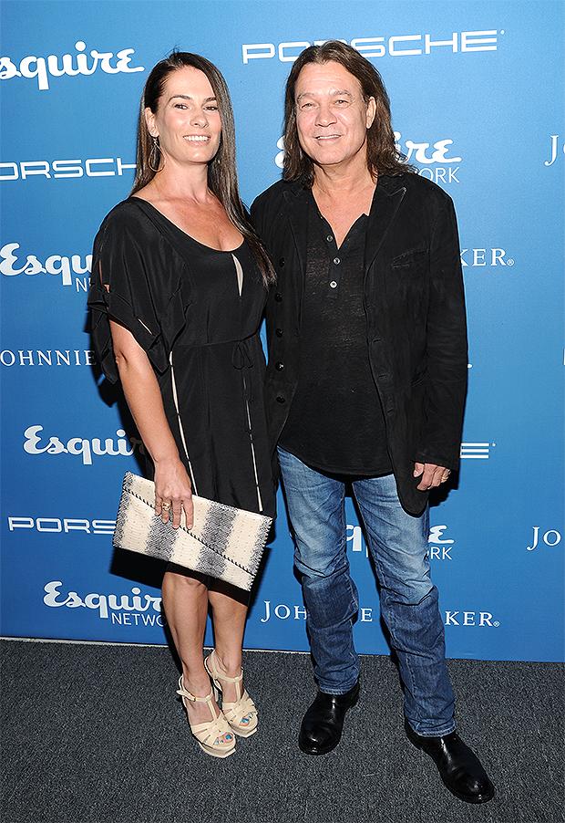 Eddie Janie Van Halen