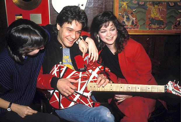 Valerie Bertinelli Eddie Van Halen