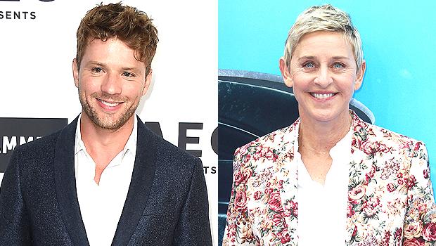 Ryan Phillippe & Ellen DeGeneres