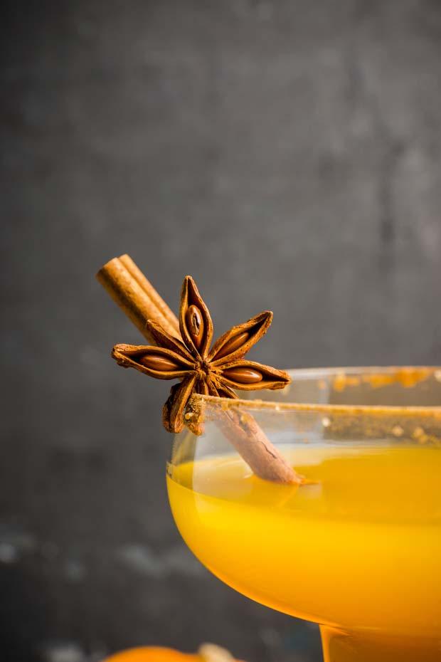 Atkins Keto-Friendly Pumpkin Spice Cocktail