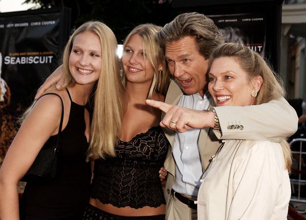 Jeff Bridges Family
