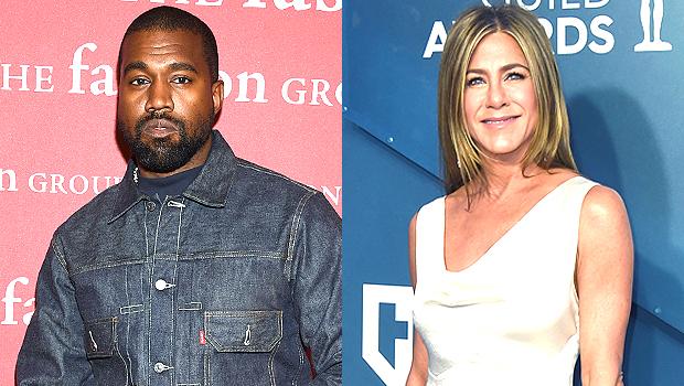 Kanye West Jennifer Aniston