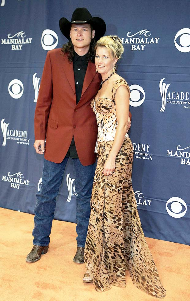 Blake Shelton, Kaynette Williams