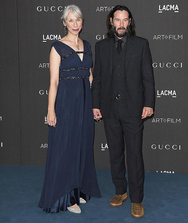 Keanu Reeves, Alexandra Grant