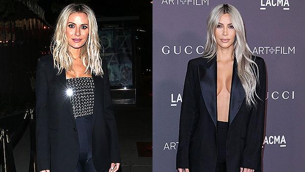 Dorit Kemsley, Kim Kardashian