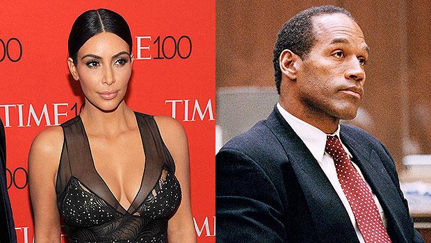 Kim Kardashian & OJ Simpson