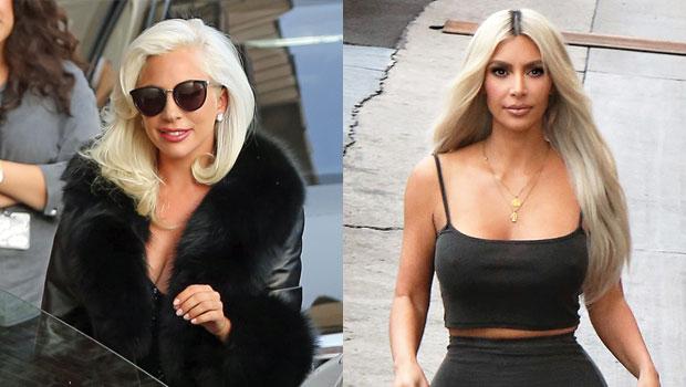 Lady Gaga Seemingly Mocks Kim Kardashian For Halloween As She Urges Fans To Vote — Watch