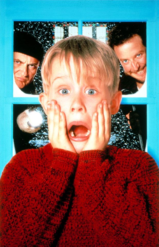 Macaulay Culkin in 'Home Alone'