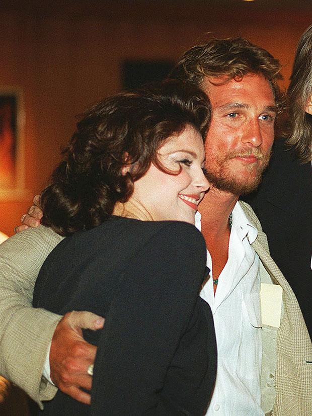 Ashley Judd and Matthew McConaughey