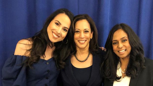 Meena Harris, Kamala Harris, Maya Harris