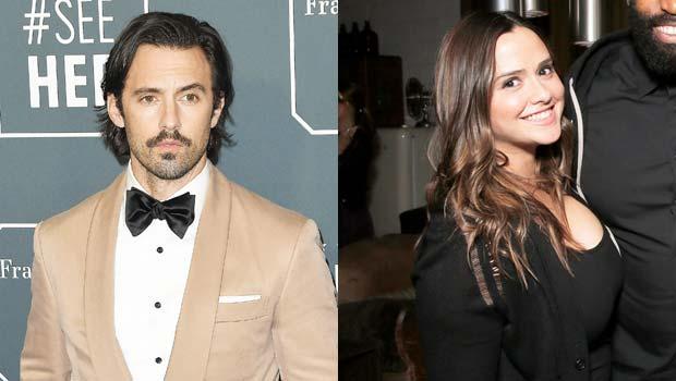 Milo Ventimiglia and Isabella Brewster