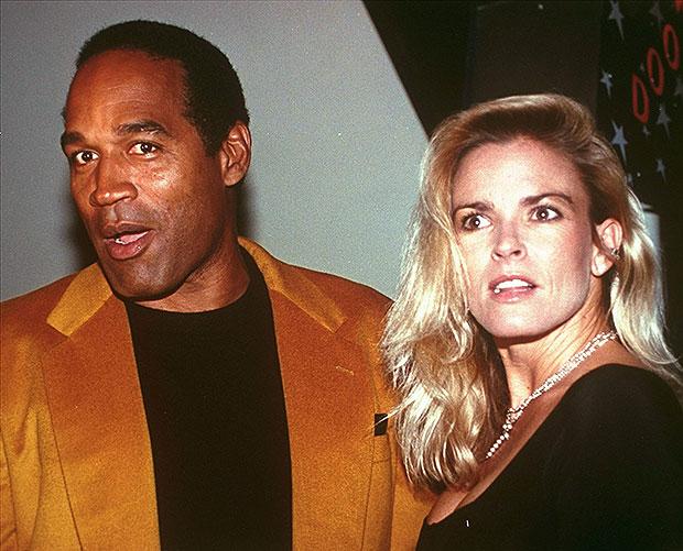OJ Simpson & Nicole Brown Simpson