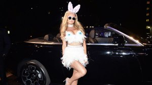 Paris Hilton Teases Potential 2020 Halloween Looks: Dorothy, Playboy Bunny & More — Watch