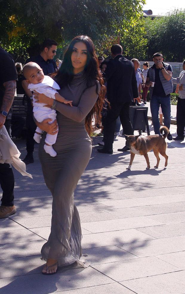 Kim Kardashian, Psalm West