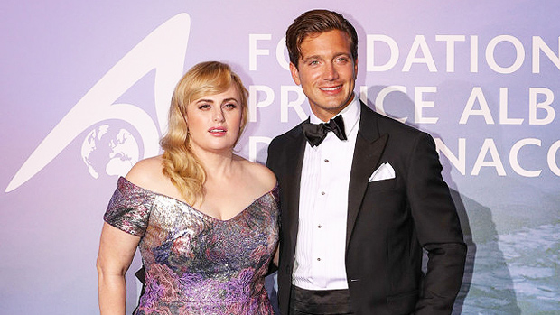 Rebel Wilson Happy Dating Jacob Busch