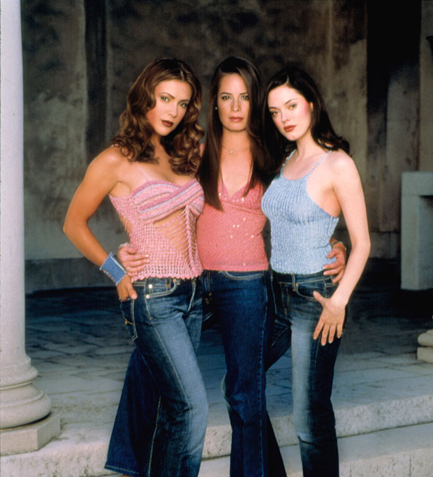 Alyssa Milano, Holly Marie Combs and Rose McGowan