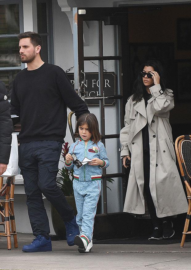 Scott Disick Kourtney Kardashian getting back together