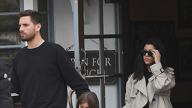 How Scott Disick & Kourtney Kardashian Feel About Getting Back Together Amid Flirty New Pics