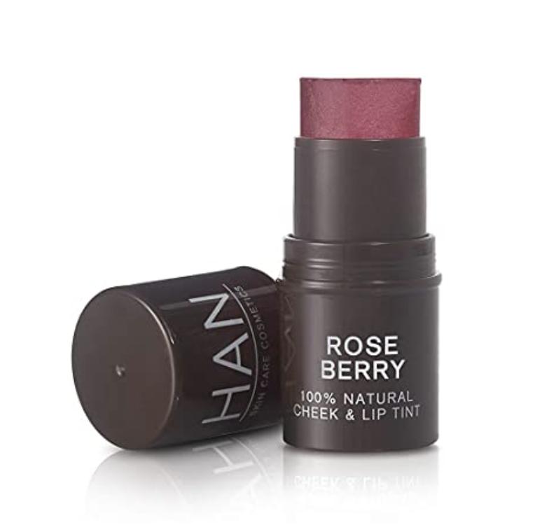 berry cheek and lip tint