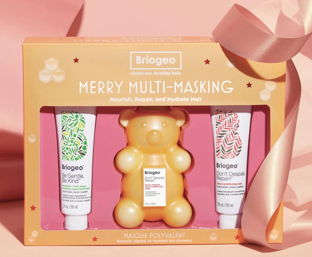 Briogeo Hair Mask Kit