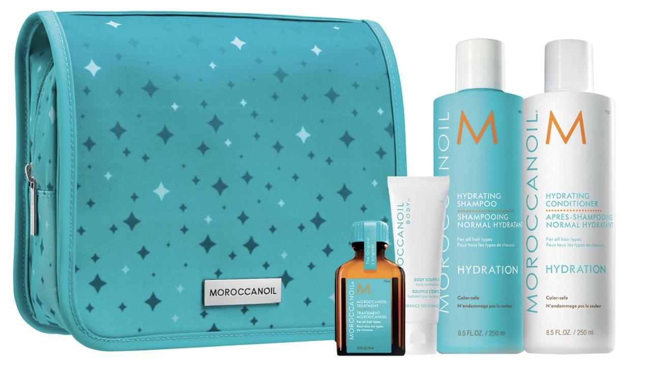 Moroccanoil Gift Set