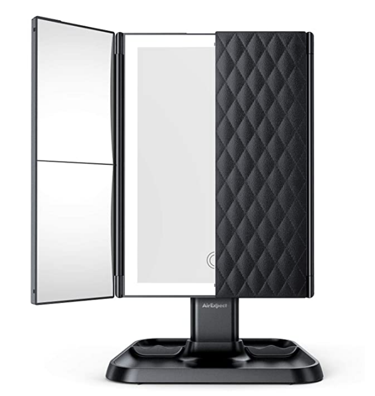 LED Magnifying Makeup Mirror