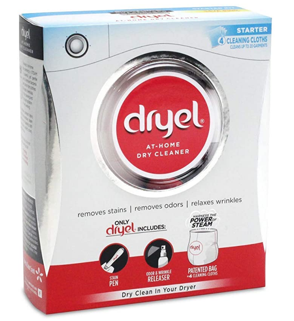 Dryel At Home Dry-Cleaning Kit