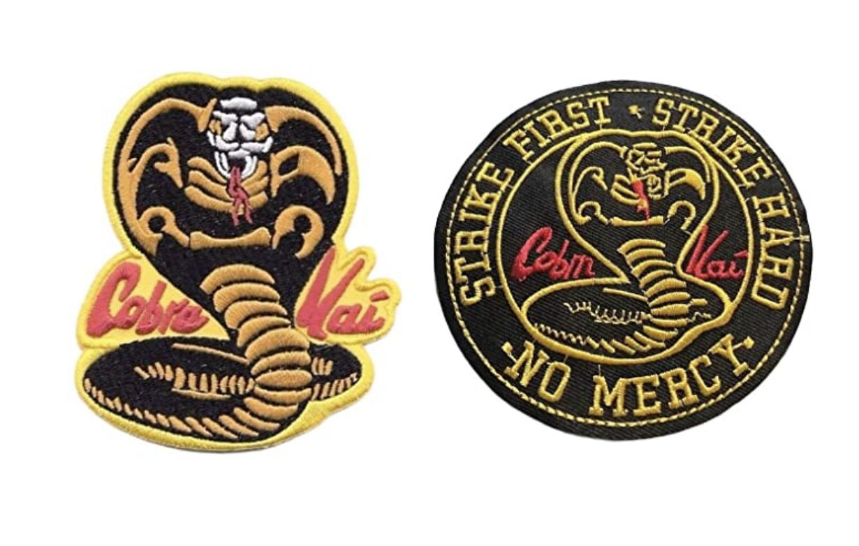 Cobra Kai patches