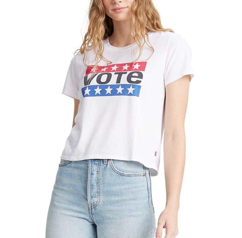 levis vote shirt