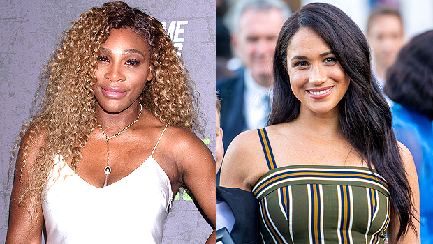 Serena Williams & Meghan Markle
