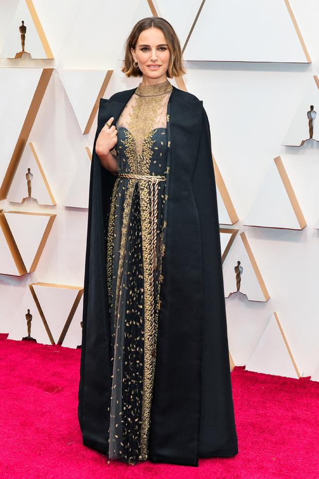 Natalie Portman at 2020 Academy Awards