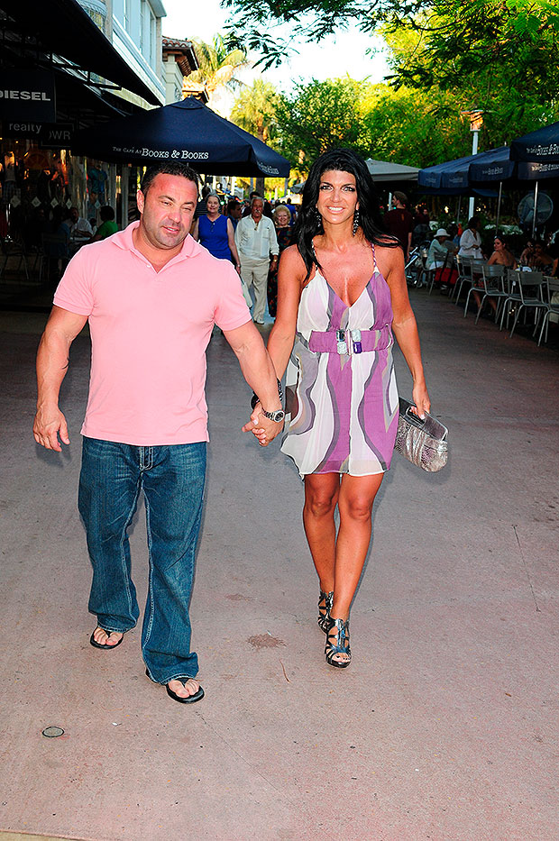 Teresa Giudice Her Feelings On Joe Dating In Italy Hollywood Life And deported to italy when he finishes serving his prison sentence on fraud. hollywood life