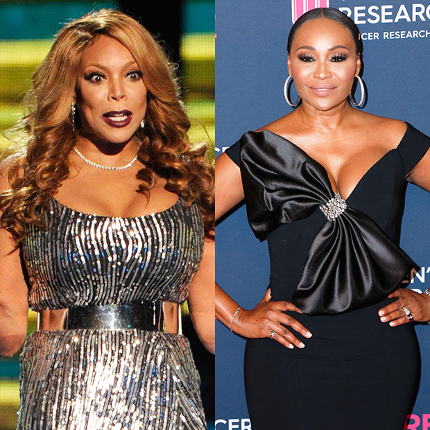 Wendy Williams & Cynthia Bailey